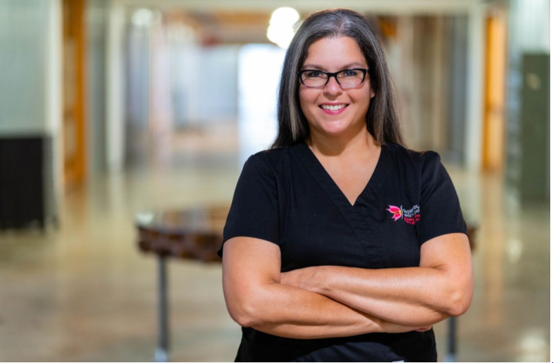 Get to Know Dr. Maria Palafox